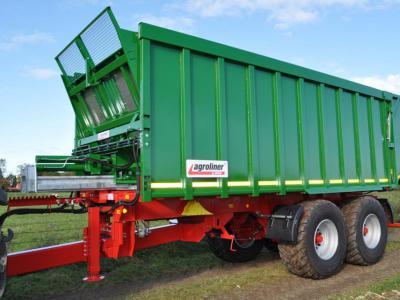 Abschiebewagen Kröger 35 cbm