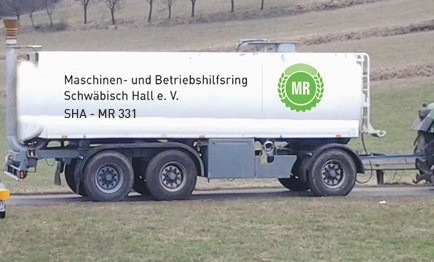 Gülletransportanhänger SHA-MR 331