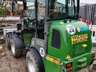 Radlader Wacker-Neuson WL 20